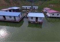 贵州罗甸八茂筏钓排