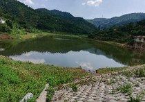 安冲坝水库